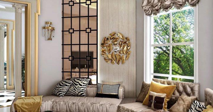 Топ-10 вариантов оформления luxury гостиной от дизайнера  Engy El Gohary